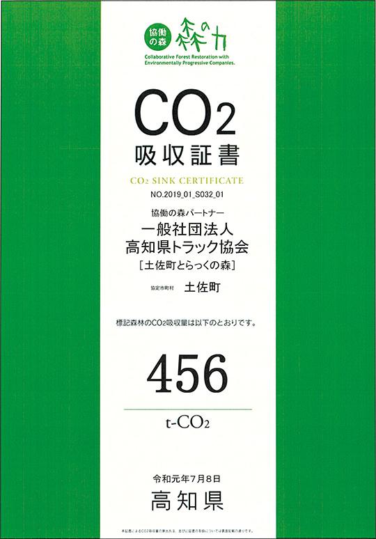 CO2証書